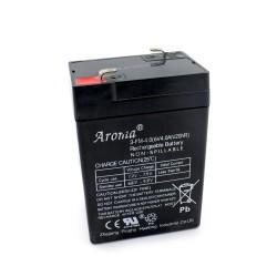 Batería Repuesto Gel 6V 4ah